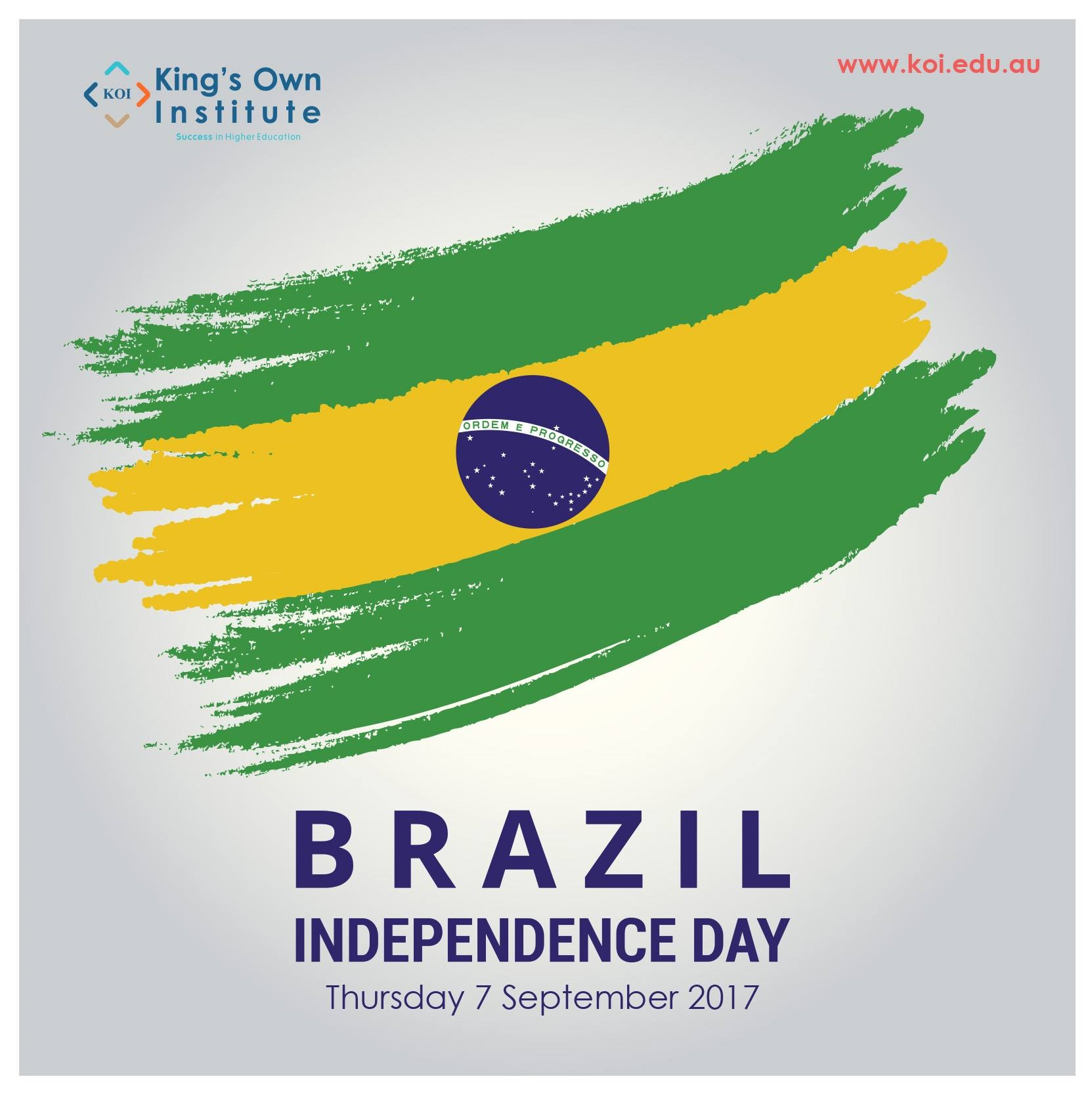 essay on brazil independence Brazil - independence: brazil entered nationhood with considerably less strife and bloodshed than did the spanish-speaking nations of the new world however, the transition was not entirely peaceful.