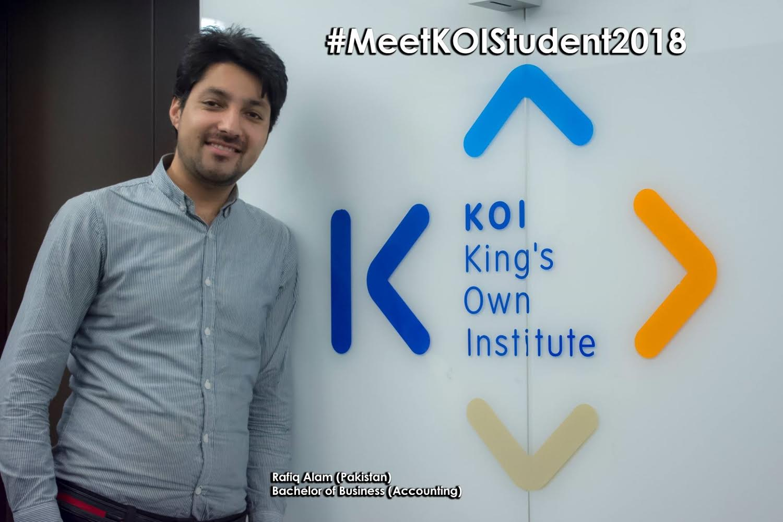 KOI – Student Testimonials